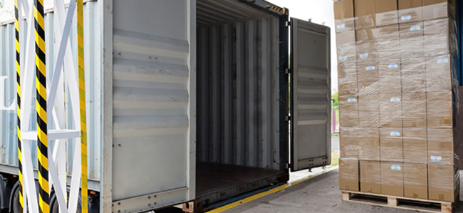 Freight Shipping Covina